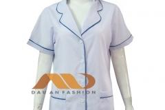 ao-blouse-nu-trang-vien-xanh-b18006