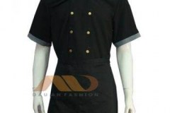 ao-bep-mau-den-tay-ngan-mau-hs0089-350x350