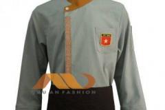 mẫu đồng phục nhà hàng khách sạn