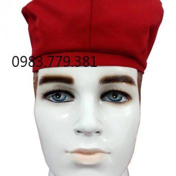 Nón phụ bếp màu đỏ NB012