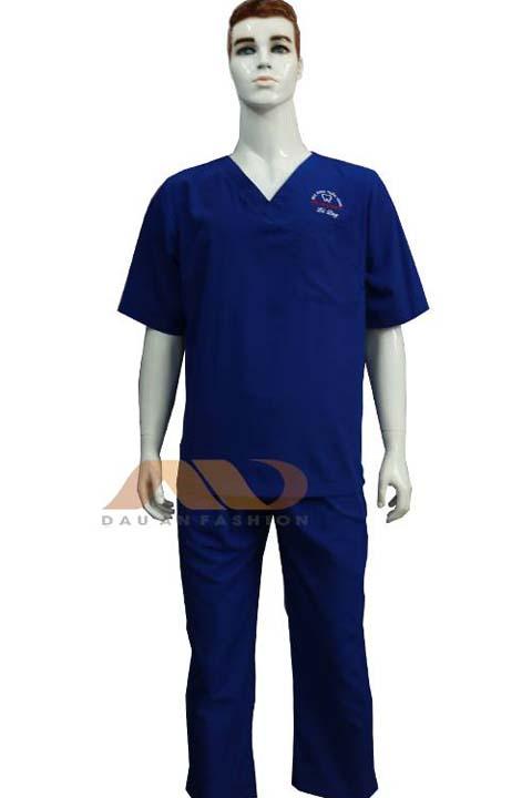 Đồng phục phòng mổ nam ABM024