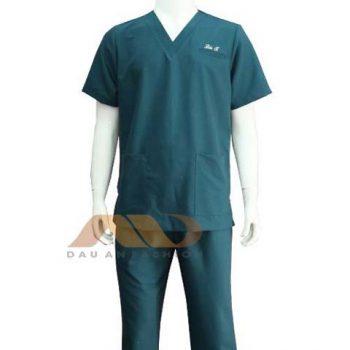 Đồng phục phòng mổ nam ABM025