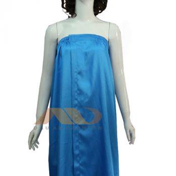 Áo choàng spa màu xan AS0121