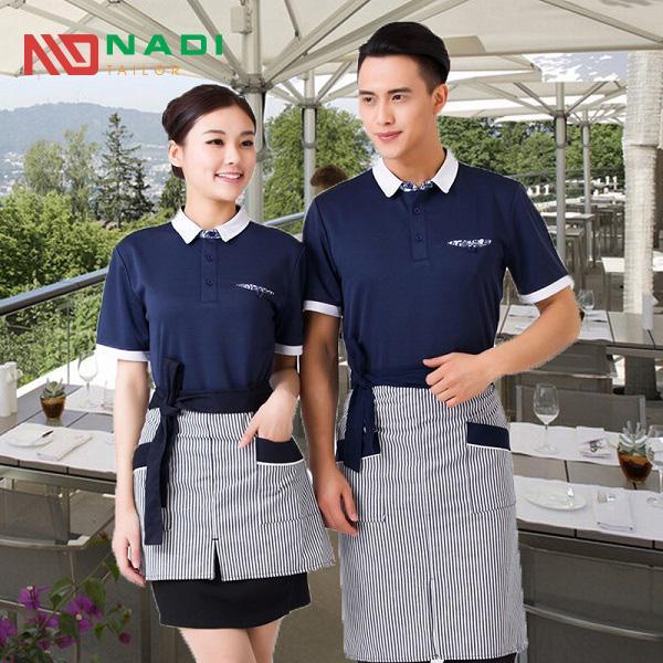 Áo thun đồng phục nhà hàng