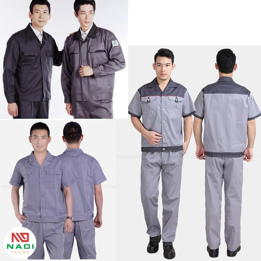 mẫu áo đồng phục kỹ thuật