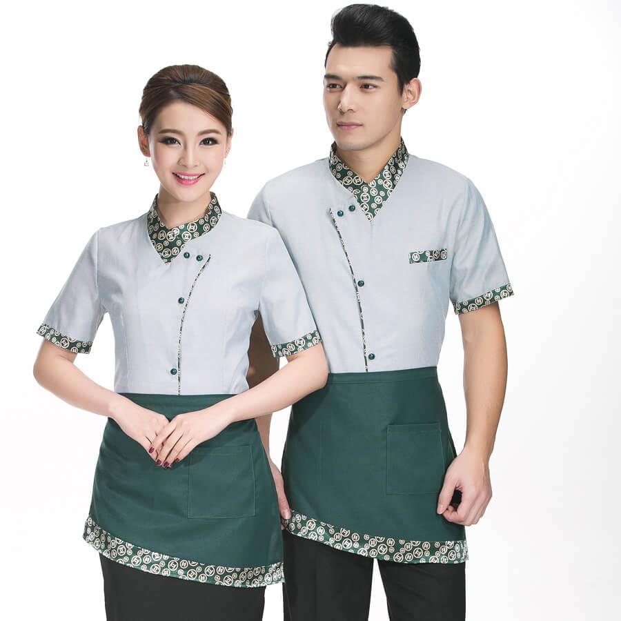 đồng phục nhà hàng đẹp tphcm
