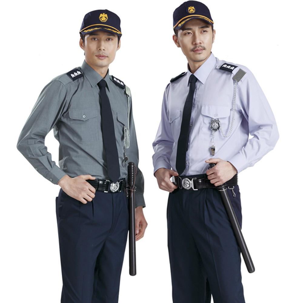đồng phục an ninh