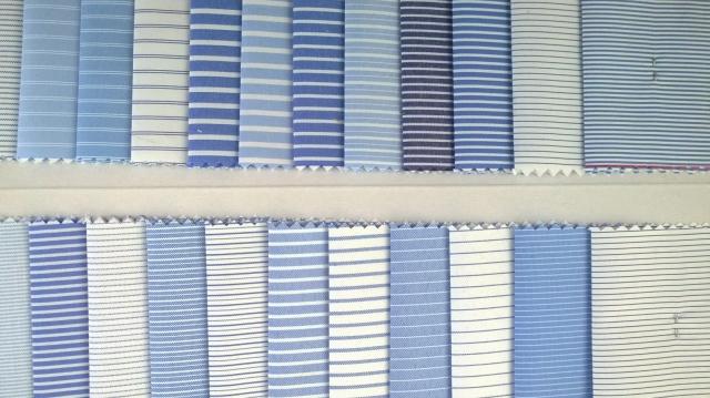 Vải Kate - Loại Vải Được Khá Nhiều Nhà Sản Xuất Ưu Ái Lựa Chọn Để May Sơ Mi Công Sở