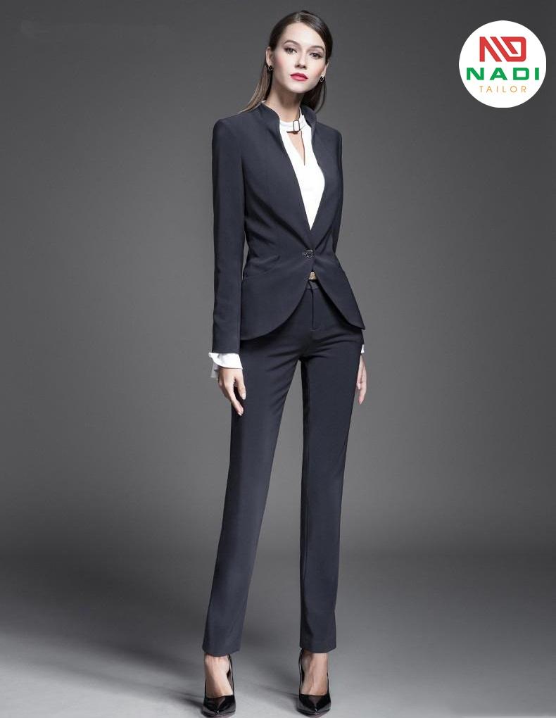 Vest nữ là đồng phục công sở đẹp và thu hút