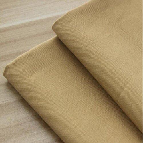 Loại vải kaki cotton được dệt bằng những sợi bông tự nhiên, thoáng mát, tạo cảm giác dễ chịu cho người mặc