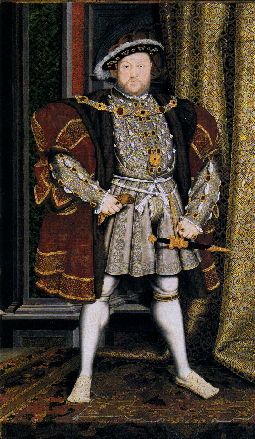 Chân dung vua Henry VIII