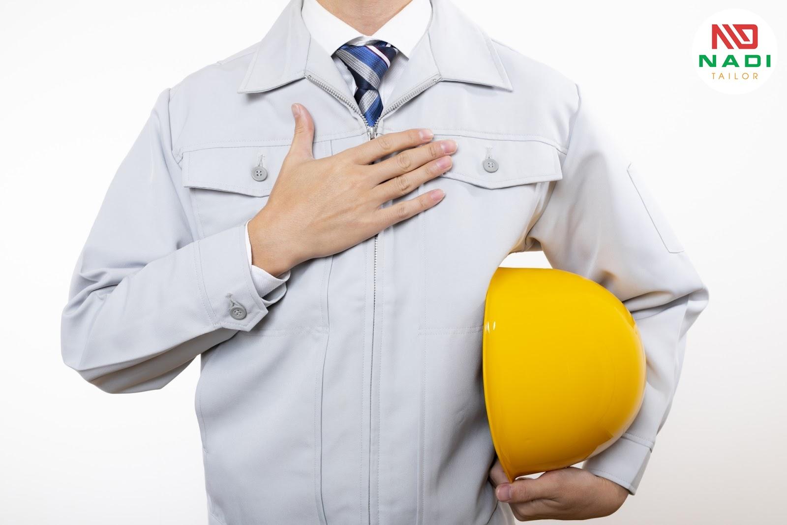 Sợi Polyester có phải là chất liệu để làm quần áo bảo hộ kỹ sư?