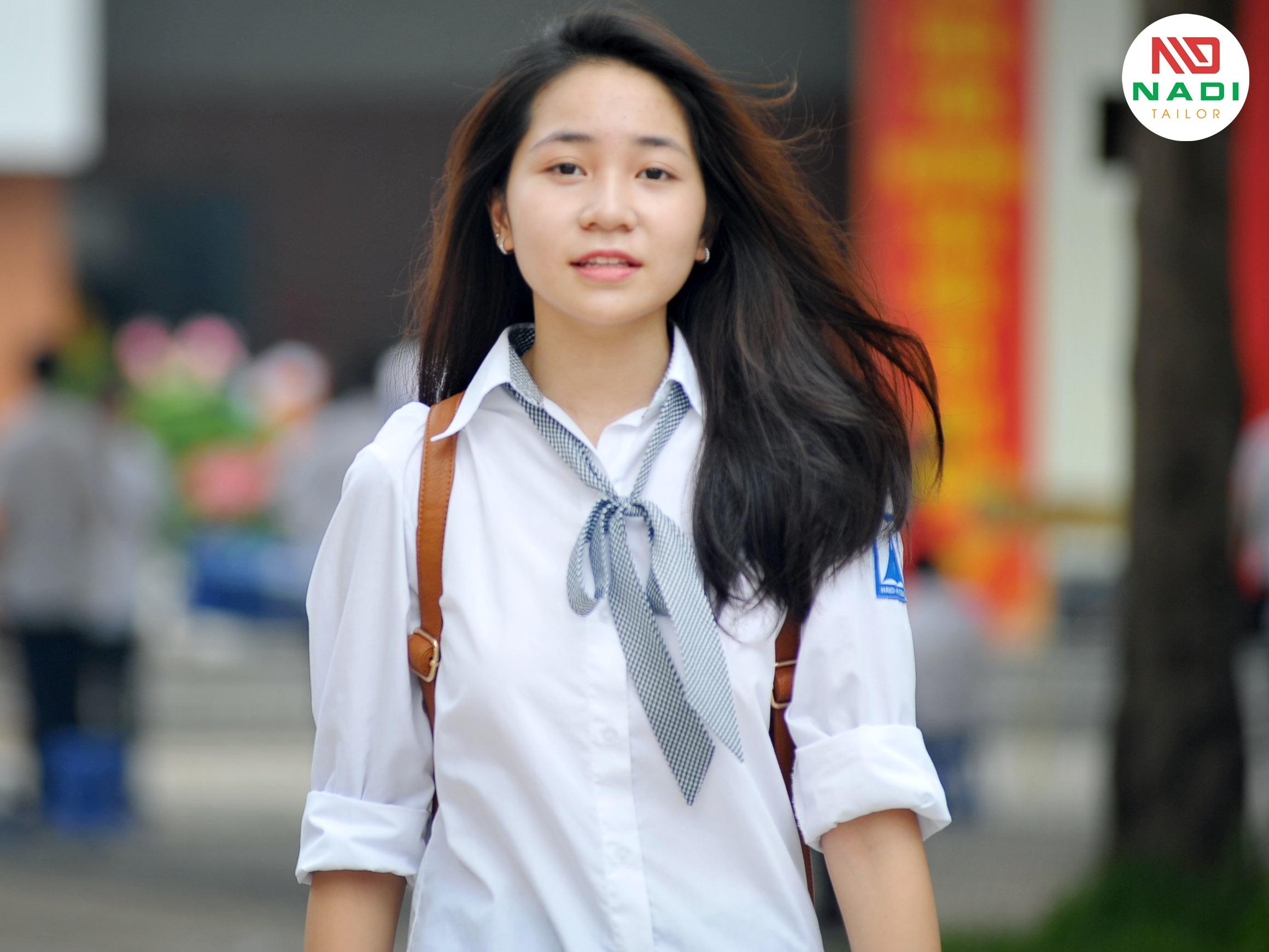 Đồng phục học sinh dành cho nữ