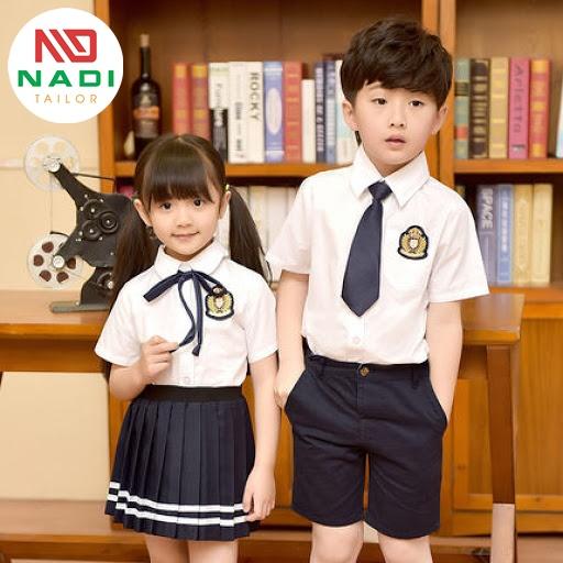 Nadi chuyên nhận may các mẫu đồng phục học sinh, spa, thẩm mỹ viện, đồ bảo hộ, nhà hàng,...