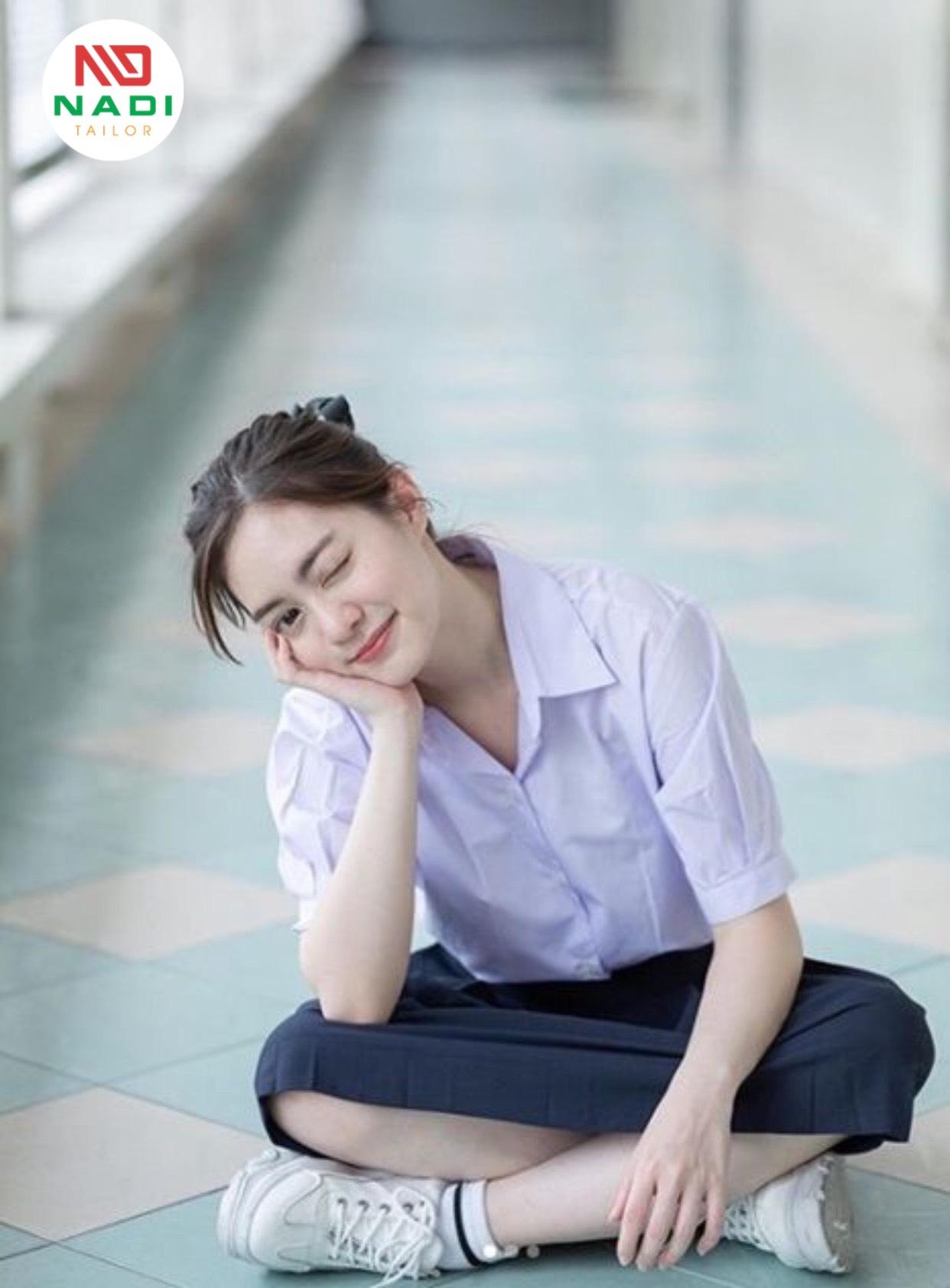 Thái Lan là một trong những nước có đồng phục học sinh đẹp