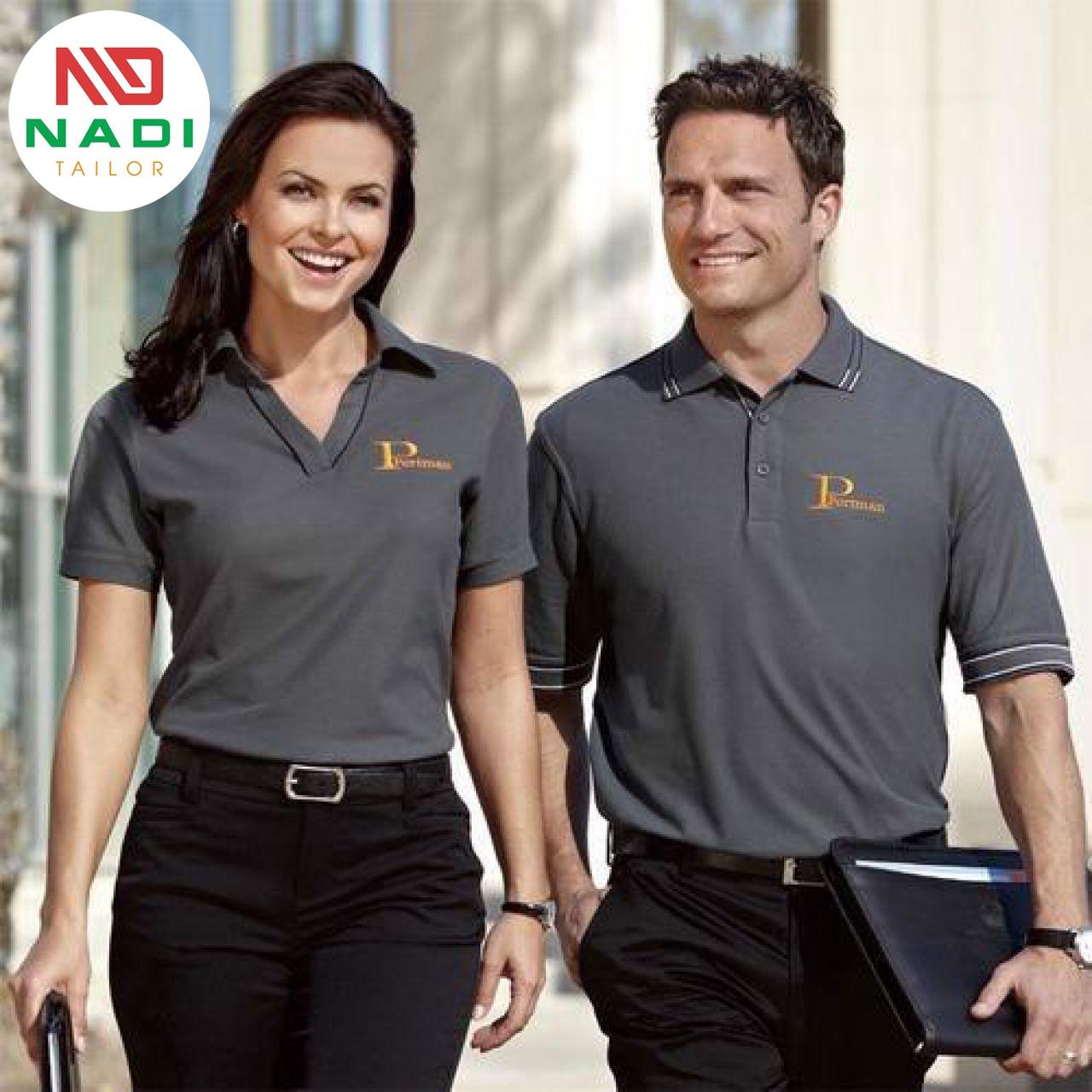Bên cạnh các số đo phổ biến là XS, S, M, L, XL, XXL thì các kiểu áo thun đồng phục cao cấp còn có thể có bổ sung thêm số đo khác nhau tùy theo vóc dáng và yêu cầu của khách hàng.