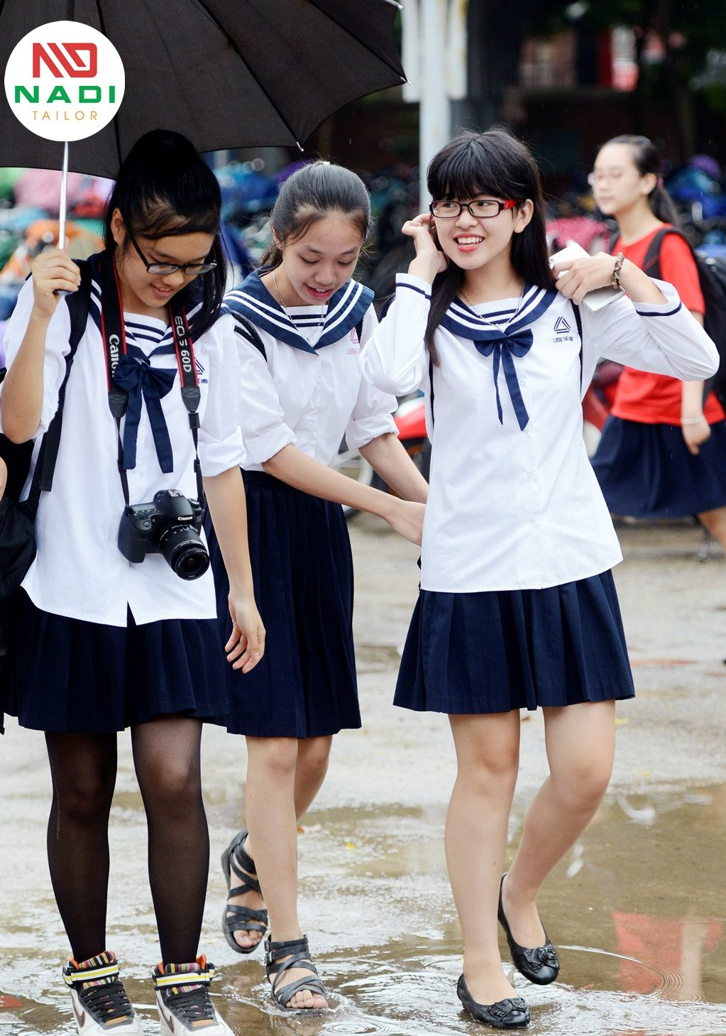 Đồng phục trường THPT Lương Thế Vinh