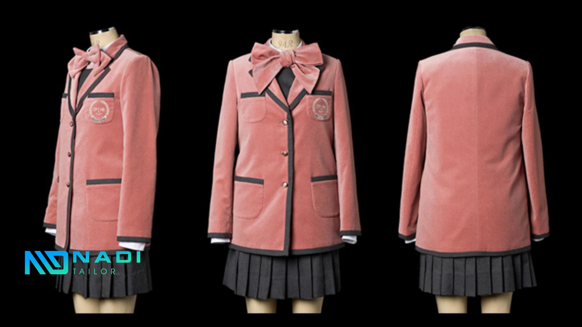 Hàn Quốc là một trong những quốc gia Châu Á. Sở hữu những mẫu đồng phục vô cùng đắt đỏ và đẹp mắt.