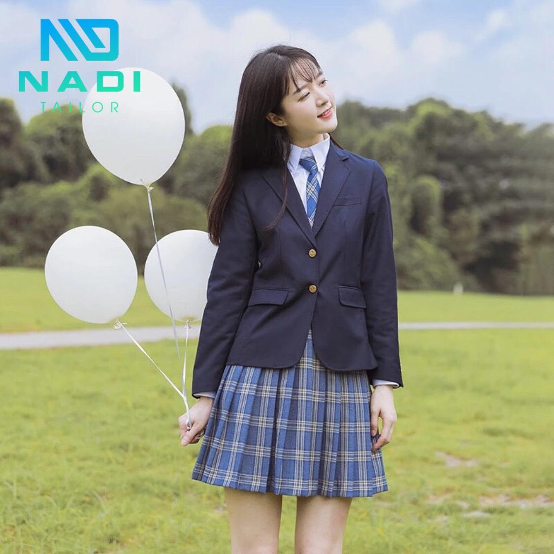 Cùng May Mặc NADI tìm hiểu về những bộ đồng phục học sinh đẹp nhất Nhật Bản ra sao nhé!