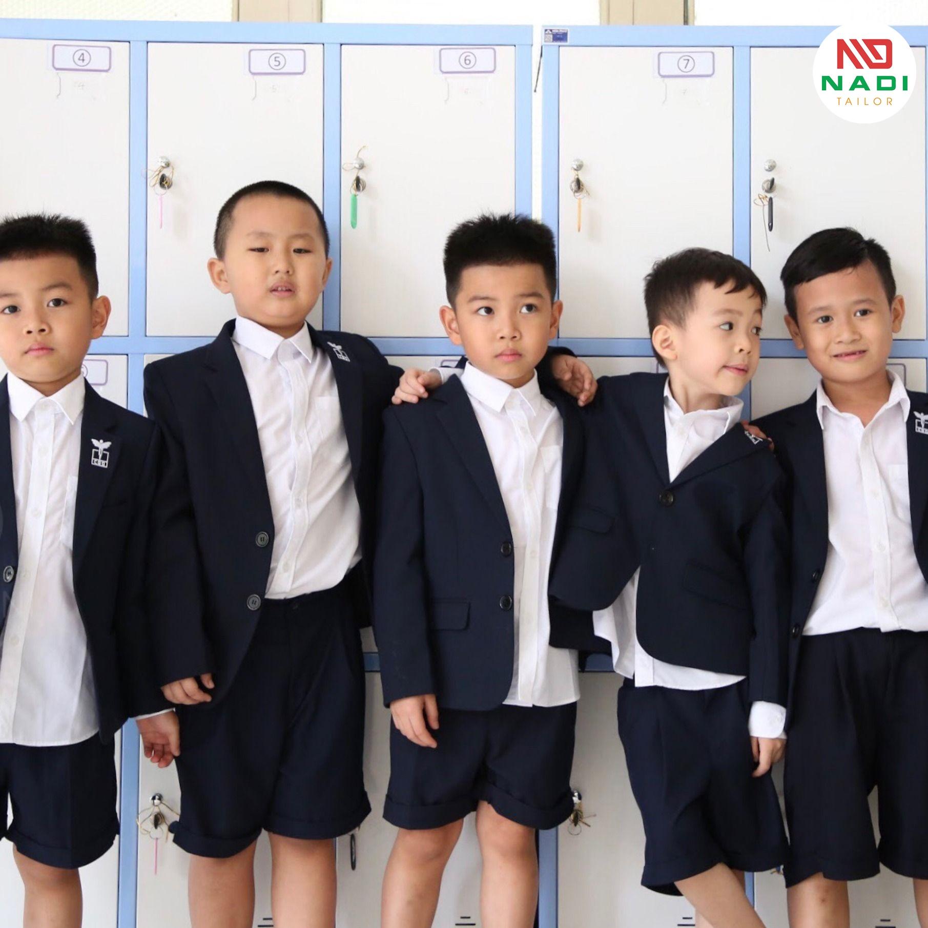 Đồng phục dành cho bé trai