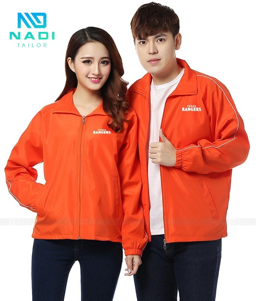 áo khoác đồng phục công ty