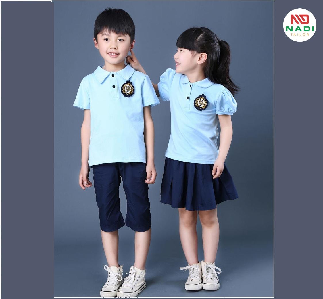 Đồng phục nữ tiểu học