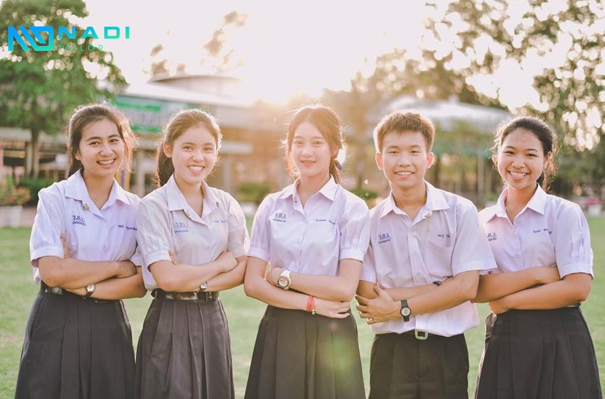 học sinh Thái lan