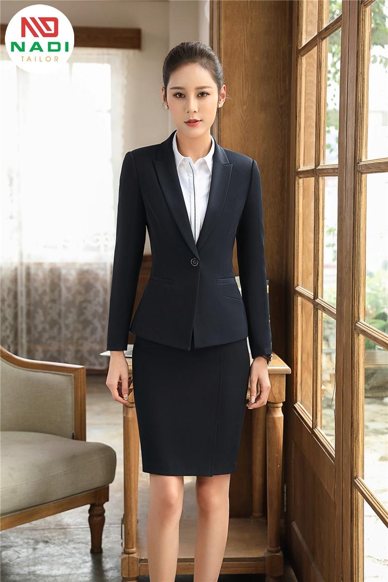 Áo vest dành cho cấp quản lý công ty