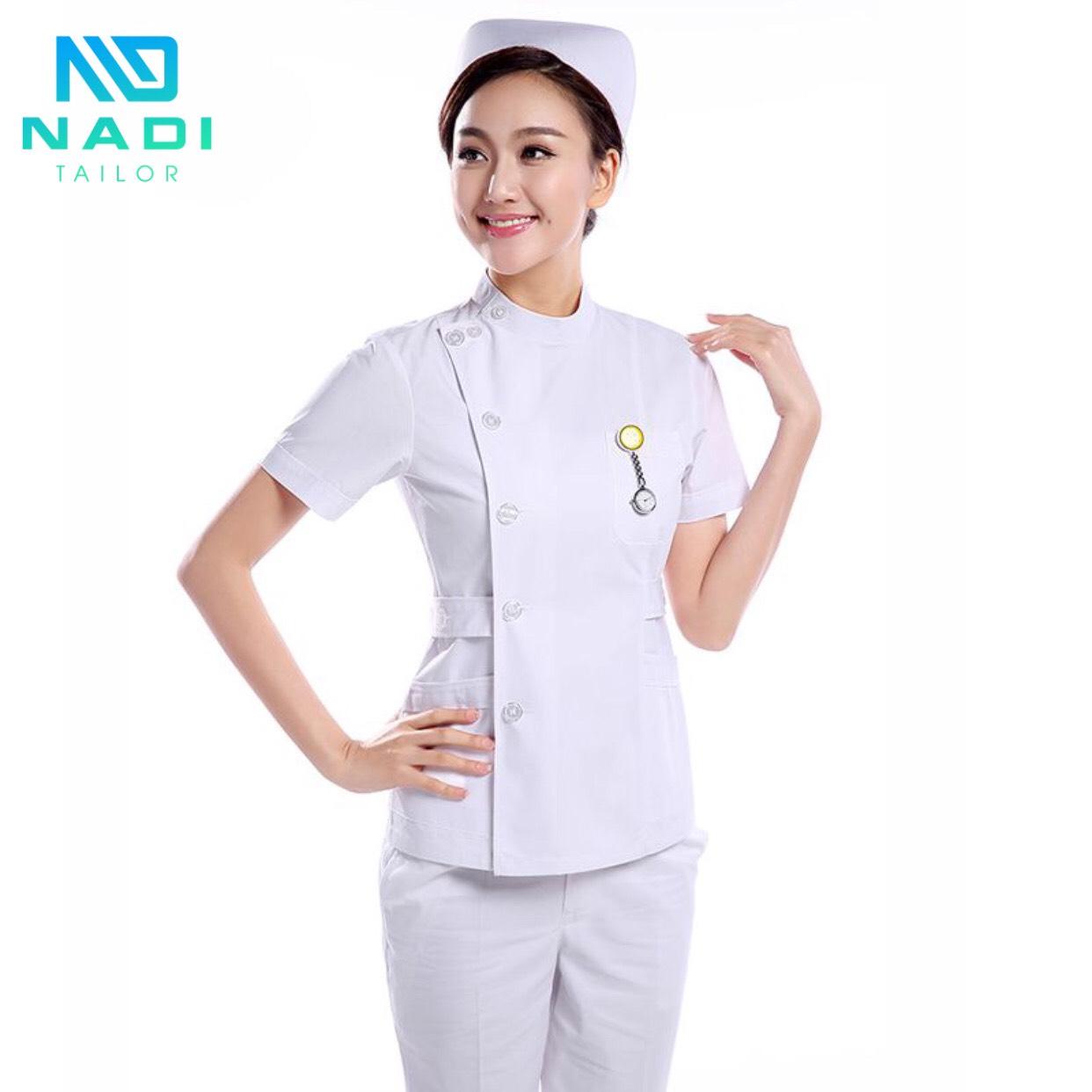 Đồng phục y tá điều dưỡng - Đồng phục điều dưỡng nữ