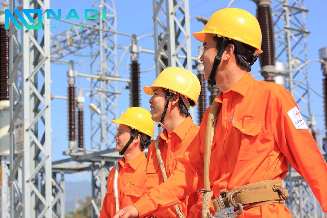 Đồ bảo hộ ngành điện lực