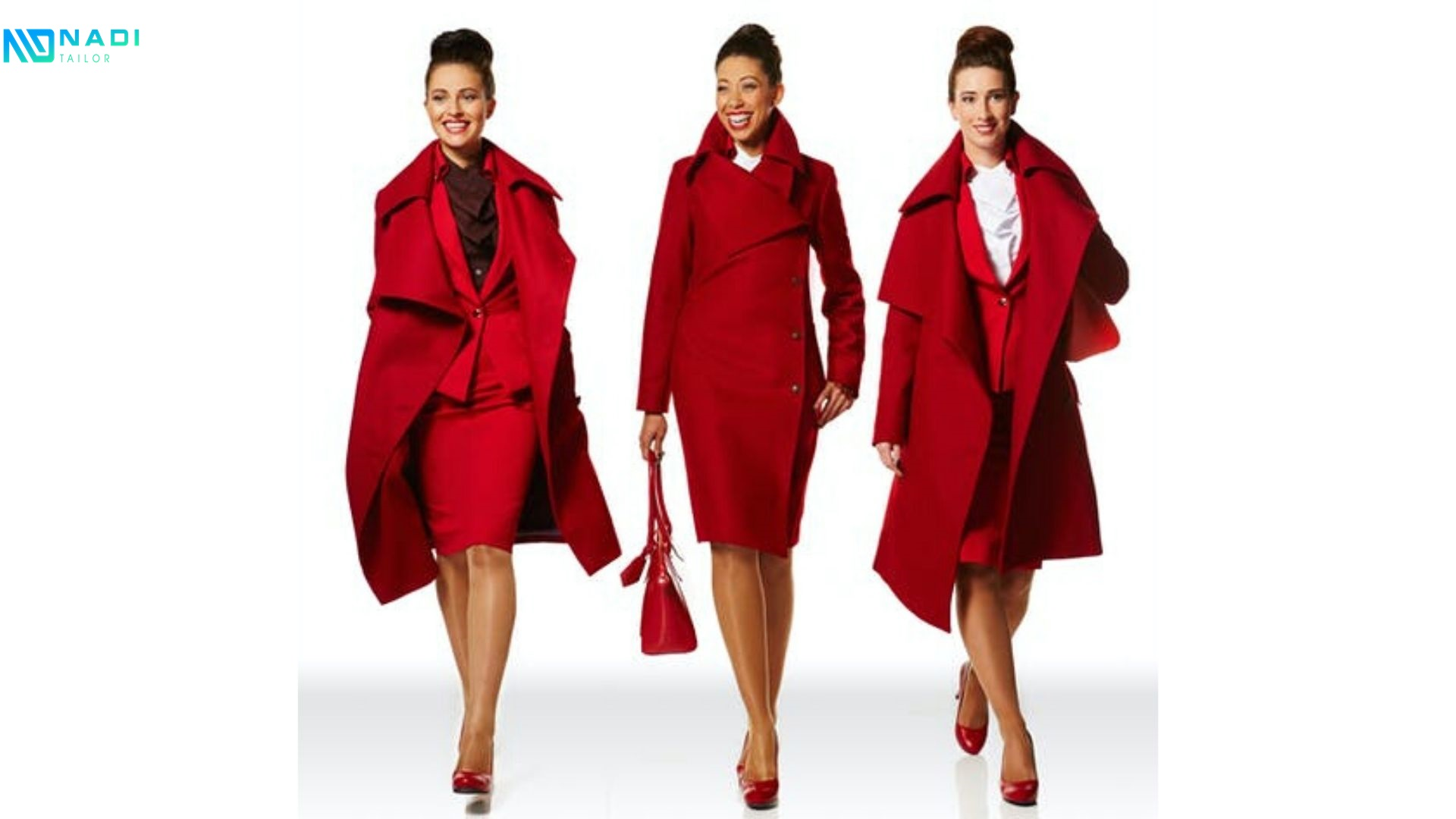 Khi nhìn thấy bộ đồng phục vest công sở đẹp ngất ngây này bạn có muốn ứng tuyển vào công ty đó không?