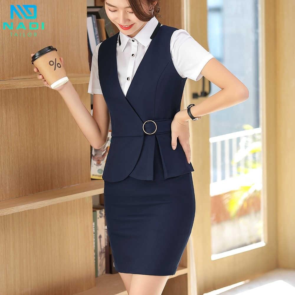 đồng phục nam nữ công sở