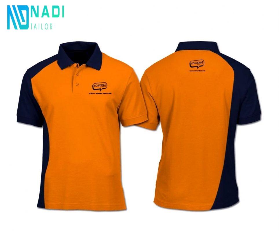 may áo thun đồng phục