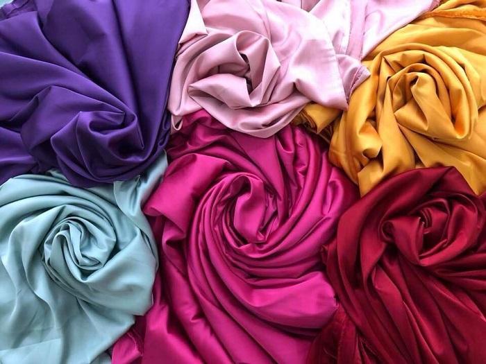 các loại vải may quần áo