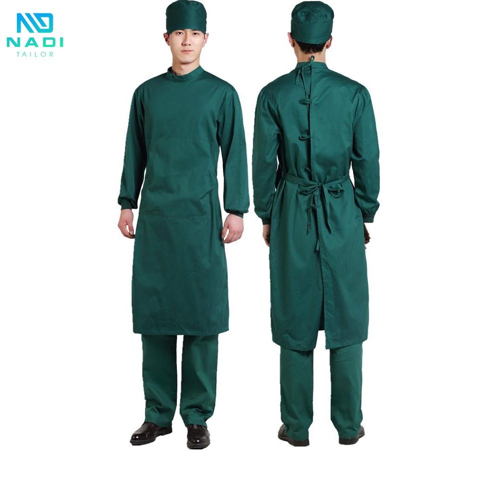 Đồng phục của bác sĩ phẫu thuật